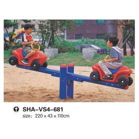 Colorful Car Seesaw SHA-VS4-681