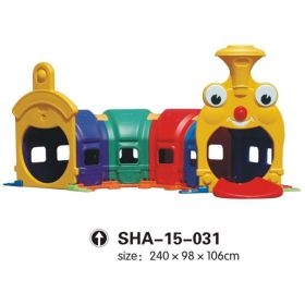 Kids Colorful Crawl Tubes SHA-15-031