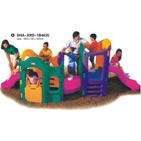 Kids Climb  and Slides PlaysetsA- SHXRD-1B4635