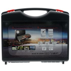 Crony Air Compressor with Auto Car Jump Starter KM-18C 300000mAh