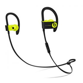 Powerbeats3 Wireless In-Ear Headphones -Shock Yellow