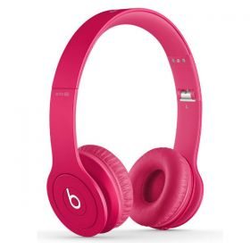 Beats Solo HD Wired On-Ear Headphone - Pink