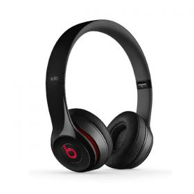 Beats Solo2 Wired On-Ear Headphone - Black