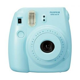 Fujifilm instax Mini 8, Instant Camera, Blue