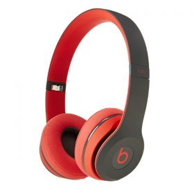 Beats Solo2 Wireless On-Ear Headphone, Active Collection - Siren Red