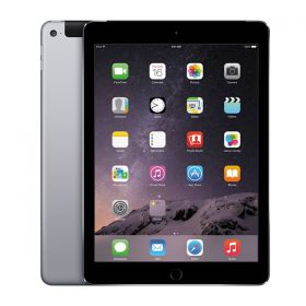 Apple iPad Air 2 with Facetime - 9.7 Inch, 128GB, 2GB, 4G LTE, Space Gray