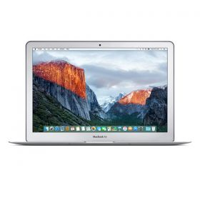 Apple MacBook Air - Intel i5, 1.6 GHz Dual Core, 13.3 Inch, 128GB, 4GB, Silver, En Keyboard, Early 2015 - MJVE2LL/A