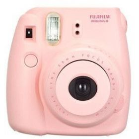 Fujifilm instax Mini 8, Instant Camera, Pink