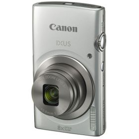 Canon Compact Camera , 20 MP , 8x Optical Zoom and 2.7 Inch Screen - IXUS 175