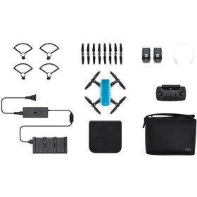 DJI Spark Fly More Combo- Blue