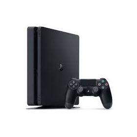 Sony PS4 Slim Console 500GB Black