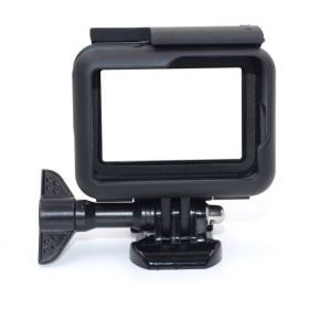 Protective Shell Frame Case Cover for GoPro Hero 5 Action Camera - Black