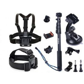 Smatree 13 In 1 Accessories for Gopro Camera