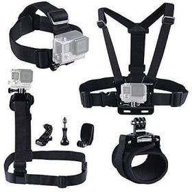 Smatree 7 in 1 Accessories for Gopro Camera