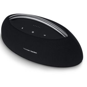 Harman Kardon Go Plus Play Portable Bluetooth Speaker - Black