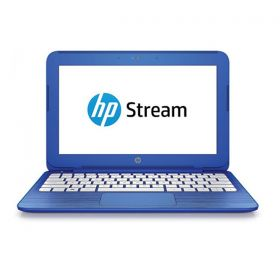 HP Stream 11-r003ne Laptop - Intel Celeron N2840, 11.6 Inch, 32GB, 2GB, Win 10, Blue