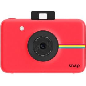 Polaroid Snap Instant Digital Camera, Red