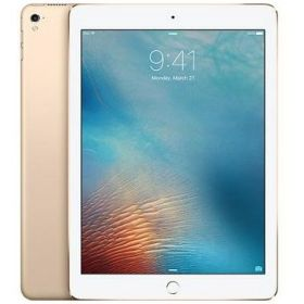 Apple iPad Pro without Facetime Tablet - 9.7 Inch, 32GB, WiFi, Gold