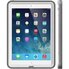 LifeProof Waterproof Case for iPad Air, White [1906-02]