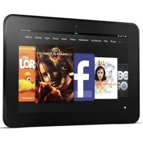 Kindle Fire HD Tablet (7 Inch, 8GB, Android OS, Wifi, Black)