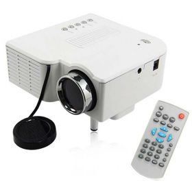 Zakk UC28 PRO HDMI Portable Mini LED Projector Home Cinema Theater AV VGA USB SD 1080p