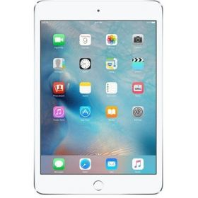 Apple iPad Mini 4 with Facetime Tablet - 7.9 Inch, 32GB, Wifi, Silver