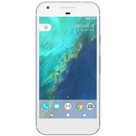 Google Pixel - 128 GB, 4G LTE, Very Silver