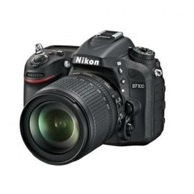 Nikon D7100 DSLR Camera - 24.1 MP, 18-200mm Kit lens, Black