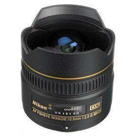 Nikon AF DX Fisheye-Nikkor 10.5mm f2.8G ED Lens for Nikon SLR Cameras