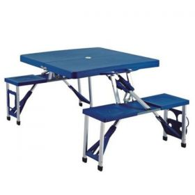 4 Seater Foldable Picnic Table