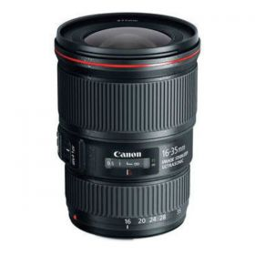 Canon EF 16-35mm f/4L IS USM Ultra Wide-Angle Lens
