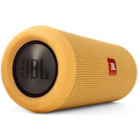 JBL Flip 3 Splashproof Portable Bluetooth Speaker - Yellow, JBLFLIP3YEL