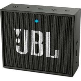 JBL GO Portable Bluetooth Speaker - Black, JBLGOBLK