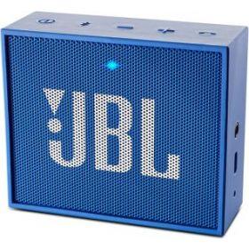 JBL GO Portable Bluetooth Speaker - Blue, JBLGOBLUE