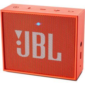 JBL GO Portable Bluetooth Speaker - Orange, JBLGOORG