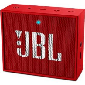JBL GO Portable Bluetooth Speaker - Red, JBLGORED