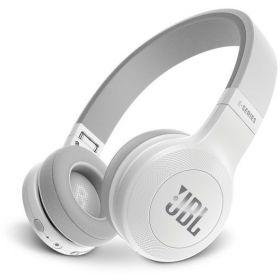 JBL On-Ear Bluetooth Headphones, White - E45BT