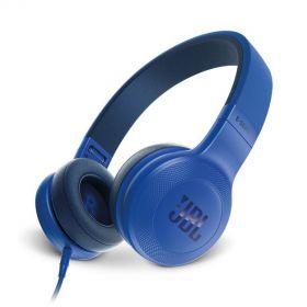JBL On-Ear Headphones, Blue - E35