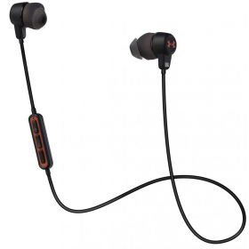 JBL Under Armour Wireless Headphones, Black - UAJBLWIRELESSB