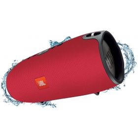 JBL Xtreme Splashproof Portable Speaker with Ultra-Powerful Performance - Red, JBLXTREMEREDEU