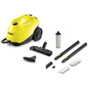 Karcher SC 3-15130020 Steam Vacuum Cleaner, Yellow & Black