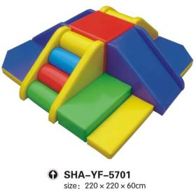 Kids Colorful Climbers & Slides SHA-YF-5701