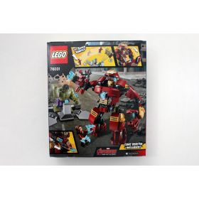 LEGO Marvel 76031: The Hulk Buster Smash