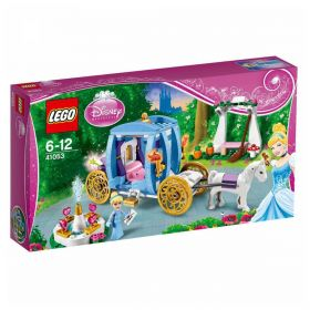 Lego Disney Princess Cinderella's Dream Carriage