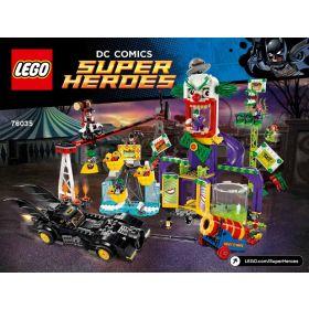 LEGO DC Comics Suoer Heroes Jokerland (76035)