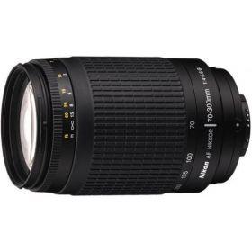 Nikon Nikkor Lens AF Zoom-Nikkor 70-300mm f/4-5.6G Lens for Nikon DSLR Cameras