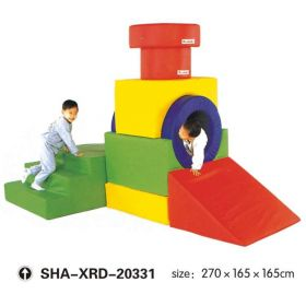 Kids Outdoor Climb & Slides  SHA -XRD-20331