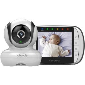 Motorola Digital Video Baby Monitor - MBP36S