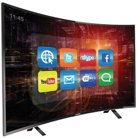 Nikai 50 Inch Curve Smart LED TV - NTV5000CSLED