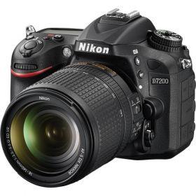 Nikon D7200 18-140mm VR Lens Kit